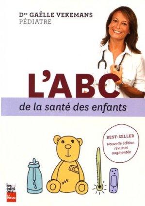 L'ABC de la santé des enfants-la presse-9782897054151