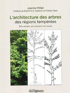 L'architecture des arbres des régions tempérées-multimondes-9782897730000
