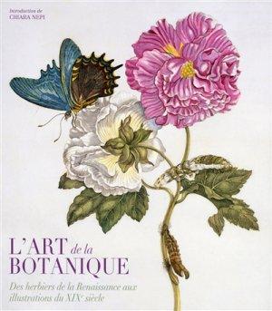 L'art da la botanique - white star - 9788832910957