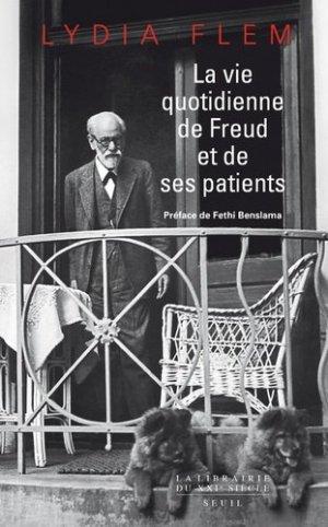 La vie quotidienne de Freud et de ses patients-du seuil-9782021370751