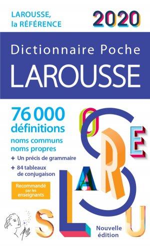 Larousse de poche 2020-larousse-9782035972750