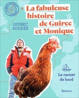 La fabuleuse histoire de Guirec et Monique-arthaud-9782081435513