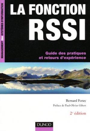 La fonction RSSI-dunod-9782100556939