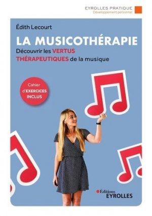 La musicothérapie - eyrolles - 9782212571530