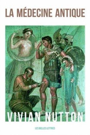 La médecine antique-les belles lettres-2302251381357
