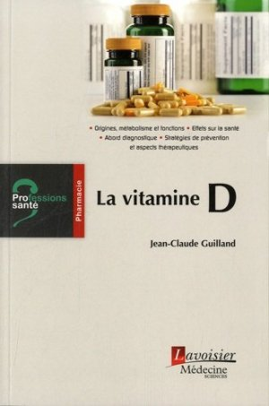 La vitamine D - lavoisier msp - 9782257206145