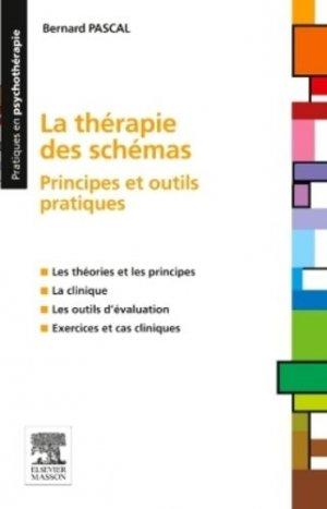 La thérapie des schémas-elsevier / masson-9782294740091