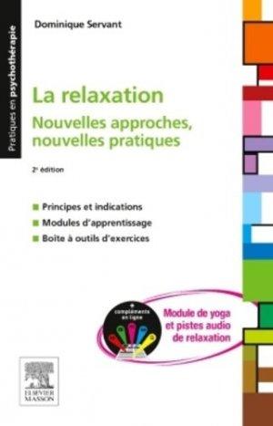 La relaxation-elsevier / masson-9782294744945