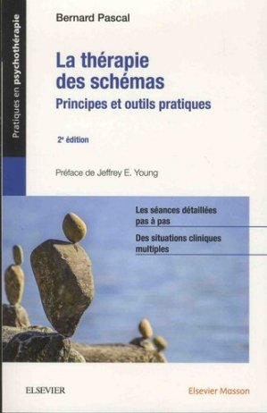 La thérapie des schémas - elsevier / masson - 9782294758669