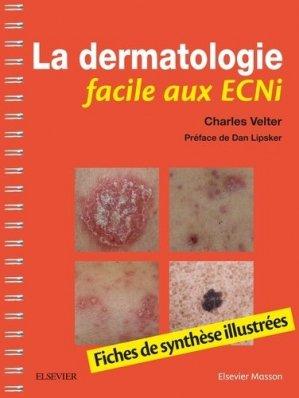 La dermatologie facile aux ECNi-elsevier / masson-9782294759703