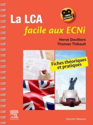 La LCA facile aux ECNi-elsevier / masson-9782294766022