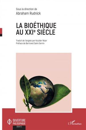 La bioéthique au XXIe siècle-l'harmattan-9782343169248