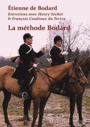 La méthode Bodard-montbel-9782356531391