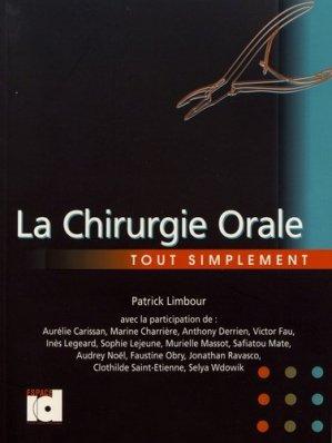 La Chirurgie Orale-espace id-9782361340490