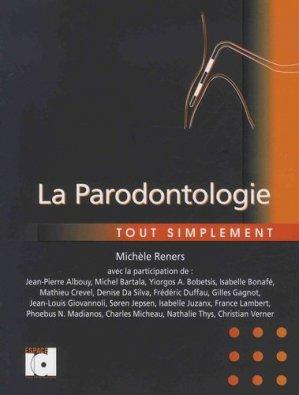 La Parodontologie - espace id - 9782361340551