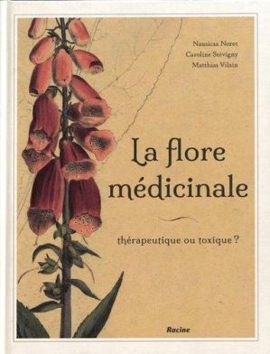 La flore médicinale-racine-9782390250661