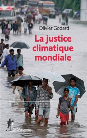 La justice climatique mondiale-la decouverte -9782707185488