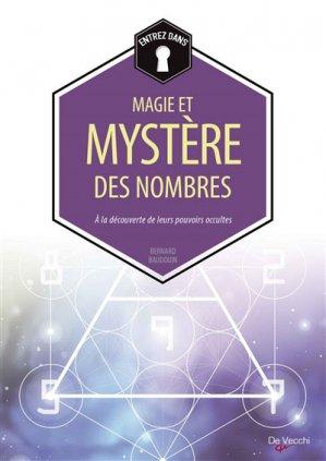 La magie et le mystère des nombres-de vecchi-9782732899343