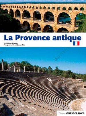 La Provence antique-Ouest-France-9782737379635