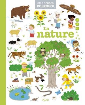 La nature - milan - 9782745992901