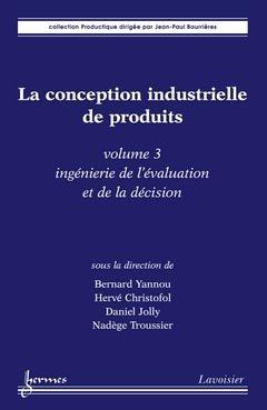La conception industrielle de produits-hermès / lavoisier-9782746219236
