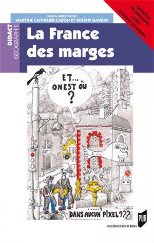 La France des marges - presses universitaires de rennes - 9782753555372