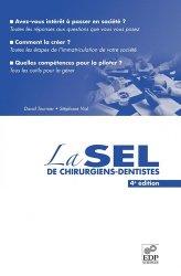 La SEL de Chirurgiens-Dentistes-edp sciences-9782759806096