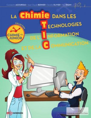 La chimie dans les TIC - edp sciences - 9782759816750
