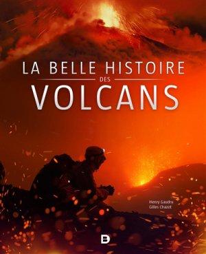 La belle histoire des volcans-de boeck superieur-9782807317925