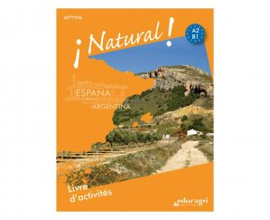 Langues vivantes : Natural !-educagri-9782844448170