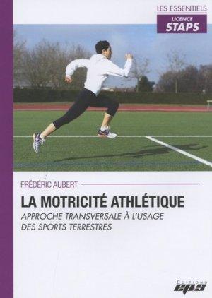 La motricité athlétique - revue eps - 9782867135866