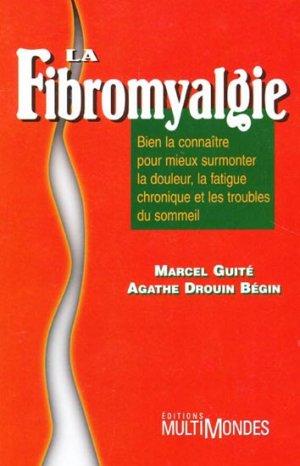 La fibromyalgie - multimondes - 9782921146937