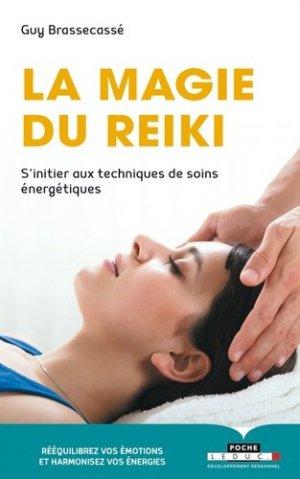 La magie du reiki - leduc - 9791028514952