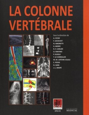 La colonne vertébrale-sauramps medical-9791030301700
