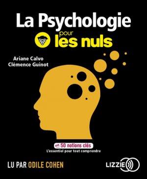 La psychologie pour les nuls - lizzie - 9791036604041