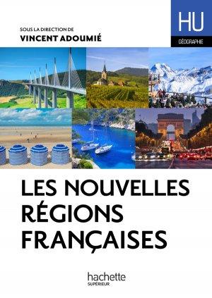 Les nouvelles régions françaises-hachette-9782017009825