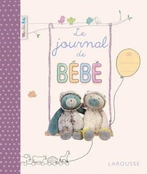 Le journal de bébé-larousse-9782035935663