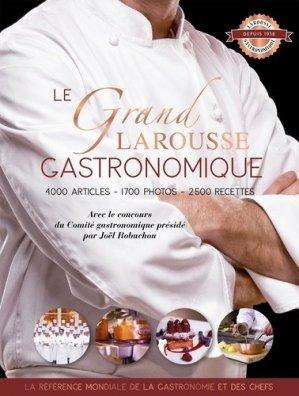 Le grand Larousse gastronomique-larousse-9782035948052