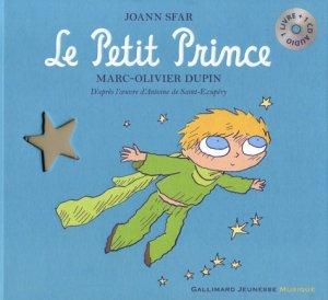 Le Petit Prince-gallimard-9782075120258