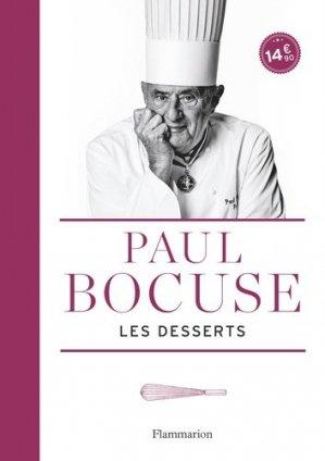 Les desserts de Paul Bocuse-flammarion-9782081382626