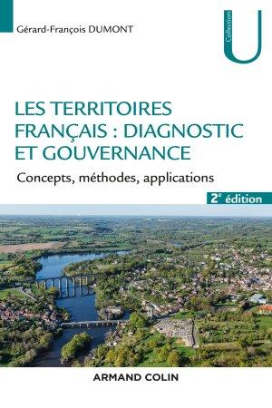 Les territoires français : diagnostic et gouvernance-armand colin-9782200621285