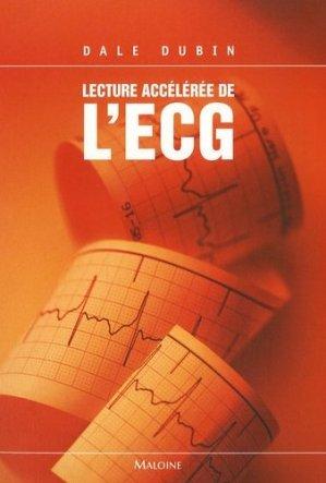 Lecture accélérée de l'ECG-maloine-9782224029647