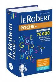 Le Robert de poche plus-Le Robert-9782321013853