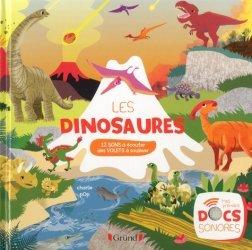 Les dinosaures-Gründ-9782324023262