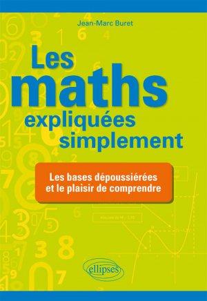 Les maths expliquées simplement - ellipses - 9782340031777