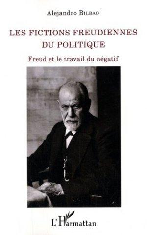 Les fictions freudiennes du politique-l'harmattan-9782343148960