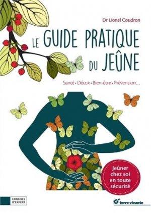 Le guide pratique du jeûne - terre vivante - 9782360982745