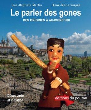 Le Parler des Gones - poutan - 9782375530498