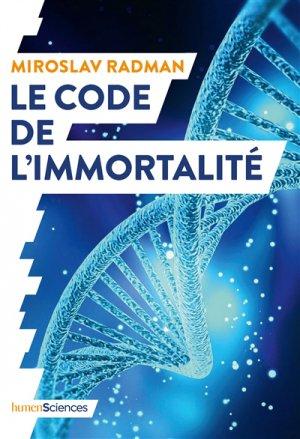 Le code de l'immortalité-humensciences-9782379310218