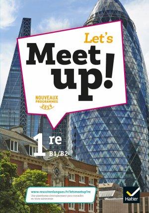 Let's Meet up ! - Anglais-hatier-9782401052987